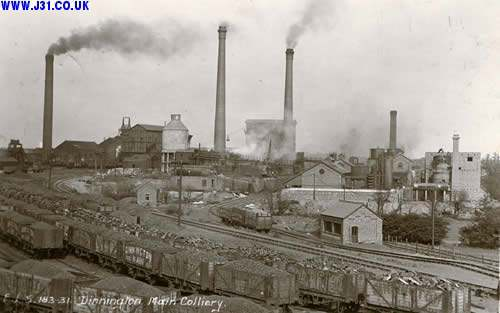 Dinnington Colliery photo 3