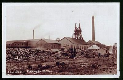 Dinnington Colliery photo 1