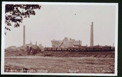 Dinnington Colliery photo 2