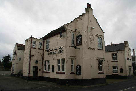 hatfeild arms, laughton