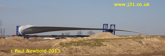 5mw wind turbine blade