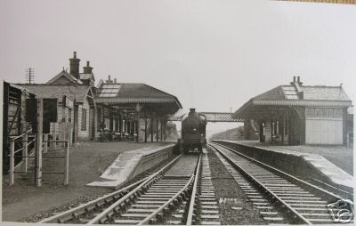 Killamarsh railway station