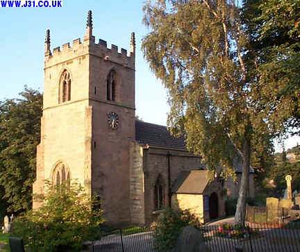 St. Giles church killamarsh