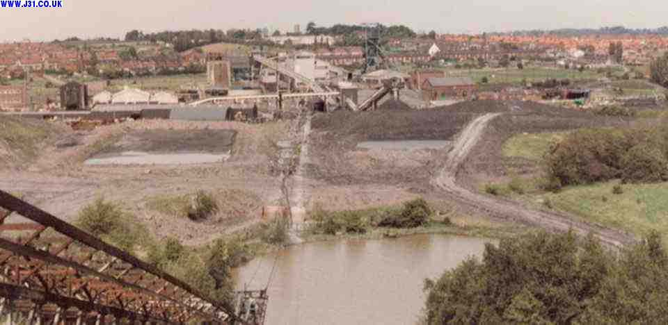 colliery 1983