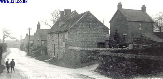 manor road wales 1920