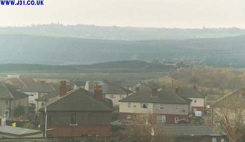 orgreave opencast from treeton
