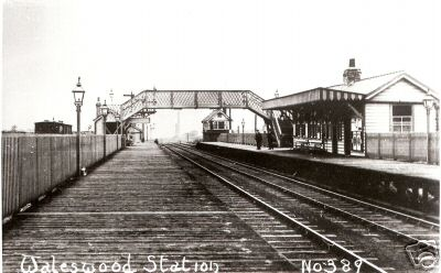 waleswood railway station