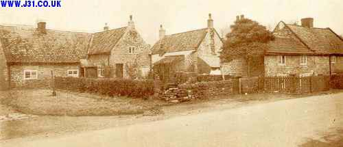 Netherthorpe cottage, The Warren Aston, 1928