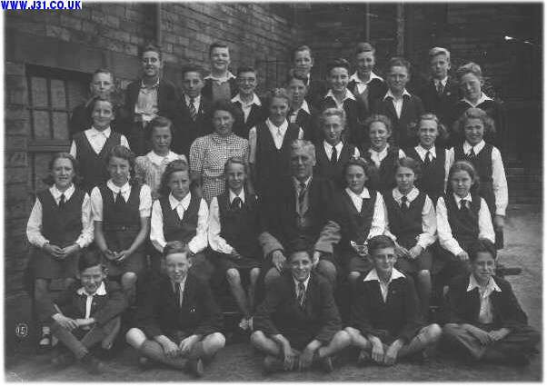 woodhouse grammar 1944