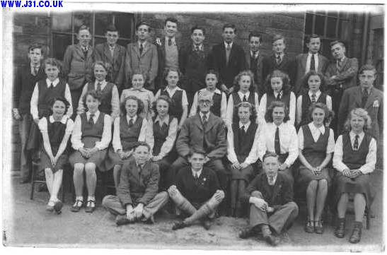 woodhouse grammar 1946