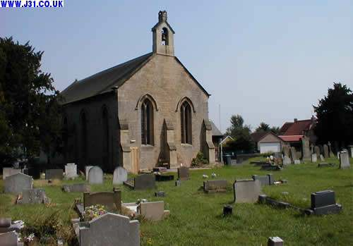 woodsetts church 2